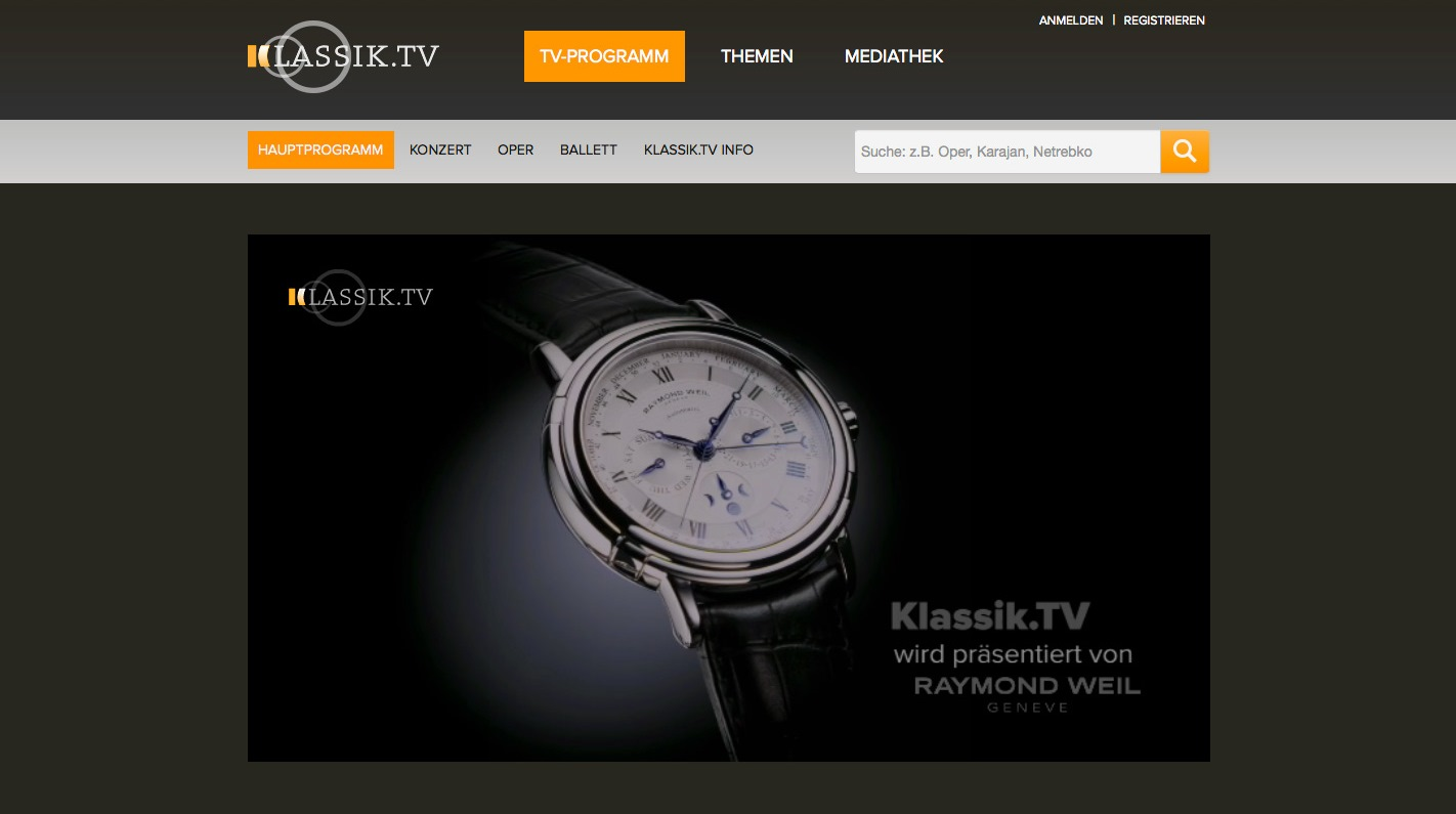 Klassik Tv