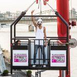 Telekom Street Gigs: Spektakuläres Konzert auf dem Dach des Deutschen Sport & Olympia Museums