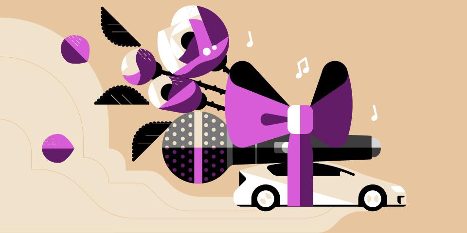 UberMusic Valentinstag