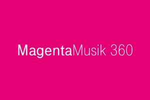 Logo Kruger Media Pr Agentur Kunde: MagentaMusik 360