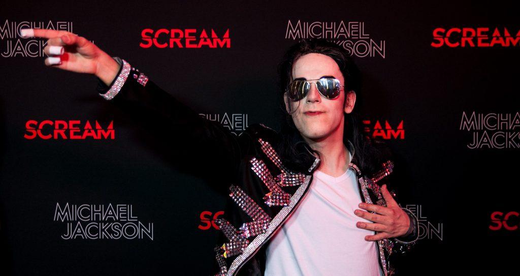 Ebenholz und Elfenbein Michael Jackson