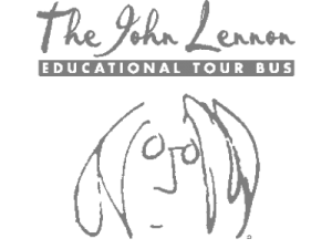 Logo The John Lennon Educational Tour Bus
