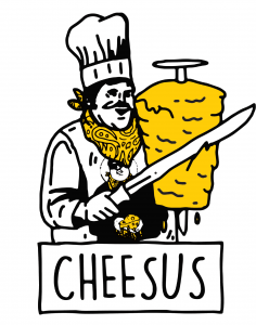 Logo Kruger Media Pr Agentur Kunde: CHEESUS
