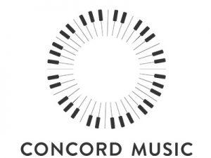 Logo Concord Music GmbH