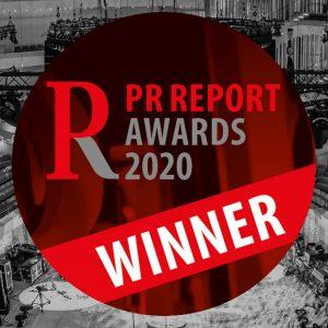 Logo Kruger Media Pr Agentur Kunde: Award für Event- und Livekommunikation