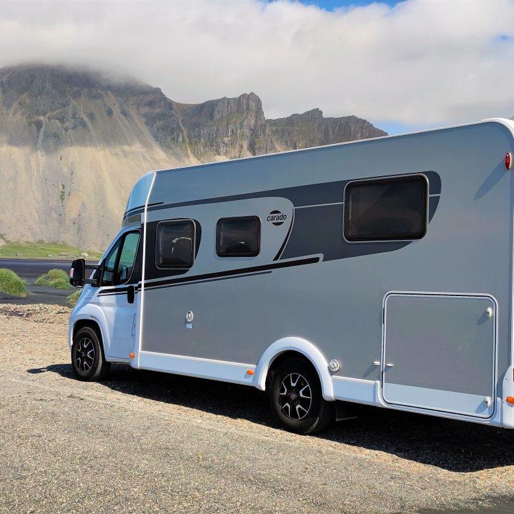 Bild Follow The Sun – Mit dem Carado T 449 durch den Sommer in Island